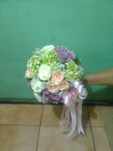 bunga jakarta hand bouquet