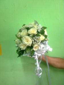 bunga tangan, tebet florist