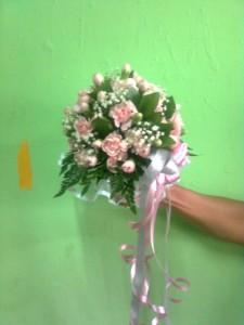 hand bouquet bunga jakarta